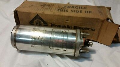 Franklin Electric Submersible Well Pump Motor 13hp 2 Wire 230v New 2443030117