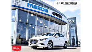 2017 Mazda Mazda3 SE,1.9% FINANCE AVAILALBE, NAVIGATION READY