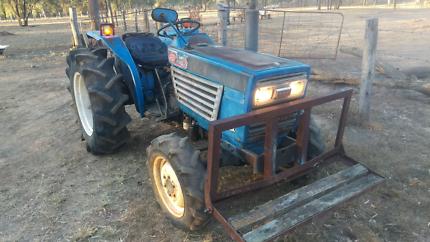 Iseki 4wd Diesel tractor
