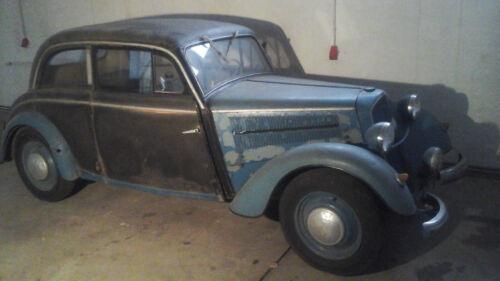 Oldtimer DKW F7 Baujahr 1939 Scheunenfund