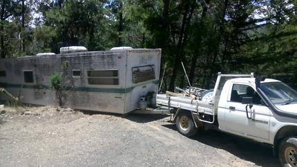 Caravan Removal