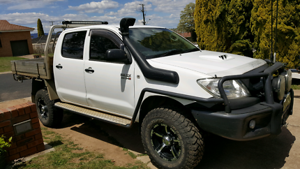 REDUCED!!! 2008 Toyota Hilux Ute w Tray and all you ever needed!