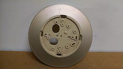 Vintage Honeywell Thermostat T87f 5-12 Wall Plate - Gold Color  V129