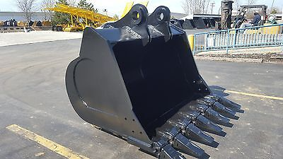 New 72 Excavator Bucket For Volvo Ec 330 3.10 Cu. Yd.