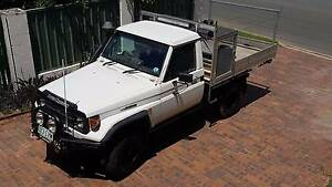 1995 Toyota LandCruiser Ute Bray Park Pine Rivers Area Preview