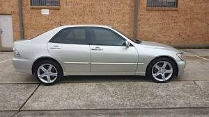 2002 lexus is200 In Very Good Condition Roselands Canterbury Area Preview
