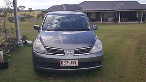 Nissan Tiida Veresdale Ipswich South Preview