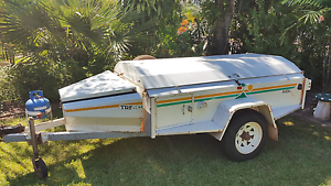Camper trailer Moil Darwin City Preview