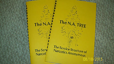 Narcotics Anonymous  Related    Na Tree   Replica  Early Service Manual Greg P