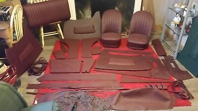 austin 7 interior complete ALL MODELS