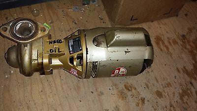 Bg Series 100 Bronze Circulator Pump