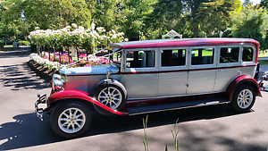 life style  business for sale .limousine 1930 Chevrolet 8 seater Southbank Melbourne City Preview