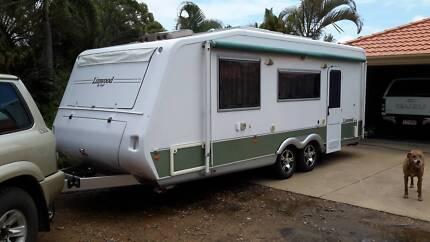 Golf caravan