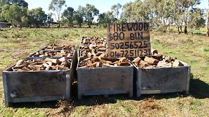 Firewood $80 per bin Mildura Centre Mildura City Preview