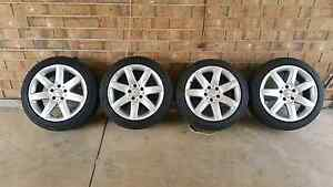 "17"" 5x112 wheels fits Mercedes VW Audi Elizabeth Playford Area Preview"