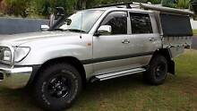 Toyota Landcriuser HDJ100R Dualcab Factory Turbo Redlynch Cairns City Preview