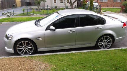 Holden ve sv6 rwc +reg Jacana Hume Area Preview