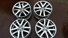 "4 x Commodore VE HSV CLUBSPORT R8 GTS 19"" wheels Ocean Reef Joondalup Area Preview"