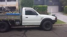 2000 Ford Courier North Sydney North Sydney Area Preview
