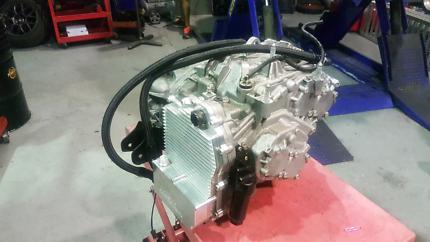 Mitsubishi Evo X Ralliart SST Rebuilds Tuning Performance