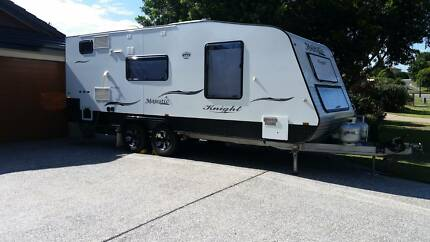 2014 Majestic Knight Phase II Caravan