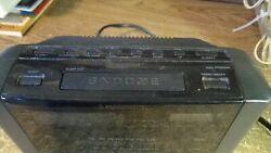 Emerson Research SmartSet Digital Dual Alarm AM/FM Clock Radio Model CKS2862