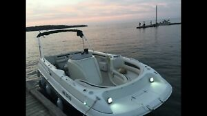 22' REGAL DECK BOAT **EVERYTHING READY**