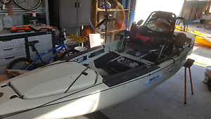 2014 hobie pro angler 12 Parkwood Canning Area Preview