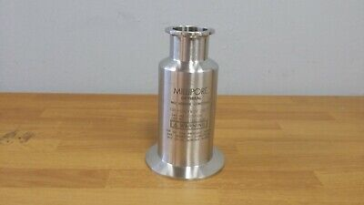 Millipore Optiseal Stainless Steel Filter Housing Id 2-38 X 5
