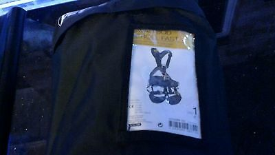 PETZL  Harness Size 1, AVAO BOD CROLL FAST, Rope Access, Repelling, Caving