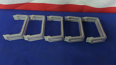 New Whelen Edge Clear Lens Dividers 5 Piece Lot