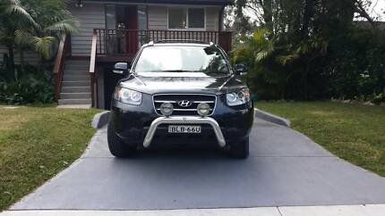 2009 Hyundai Santa Fe Wagon Berowra Heights Hornsby Area Preview