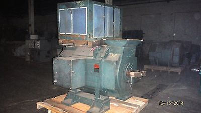 600 HP DC Reliance Electric Motor, 500 RPM, B845AT Frame, DPFV, 500 V, New
