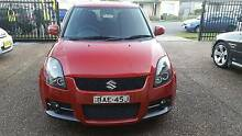 2006 Suzuki Swift SPORT EZ 1.6L 5 Speed Manual Waratah Newcastle Area Preview