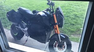 {TRADE OR SELLING} 84v Honda Grom styled electric motorcycle