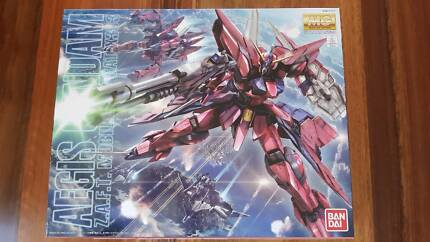 MG 1/100 Aegis Gundam - Gundam Seed