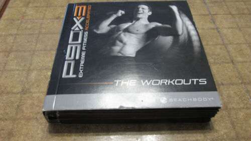 P90x3 Replacment DVD1-10 Extreme Fitness Accelerated Beachbody freeshipping pic1