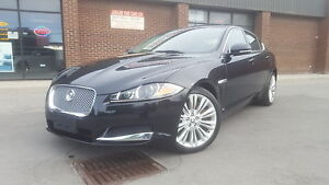 2012 Jaguar XF PORTFOLIO WITH SPORT PKG NAVIGATION BACK UP