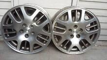 Subaru alloy mags x2 for sale. :) Maroochydore Maroochydore Area Preview