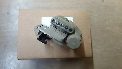New US Army Issue Surefire HL1-B-TN 5 LED Helmet Light