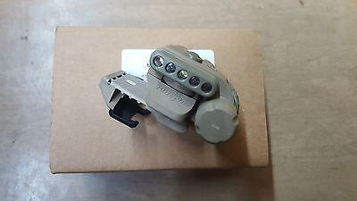 New US Army Issue Surefire HL1-B-TN 5 LED Helmet Light