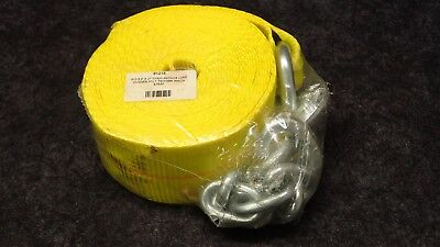 Liftall 61215 3 X 27 Chain Anchor Load Hugger Poly Tiedown Winch Strap