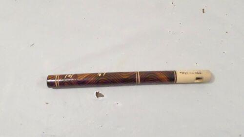 Vintage Wood Carved Ukrainian Flute ТРУСКАВЕ4