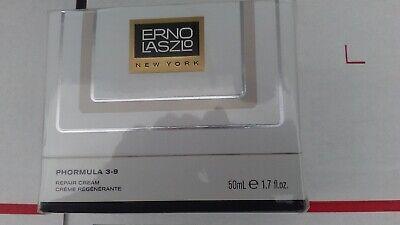 ERNO LASZLO PHORMULA 3-9 REPAIR CREAM 1.7 oz. - BRAND NEW IN SEALED BOX