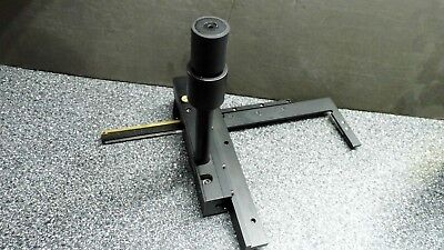 Zeiss 432333-9040 Object Guide M 130mm X 85mm Microscope Stage For Axio-vert