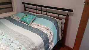Queen size bed / tallboy Mount Lewis Bankstown Area Preview
