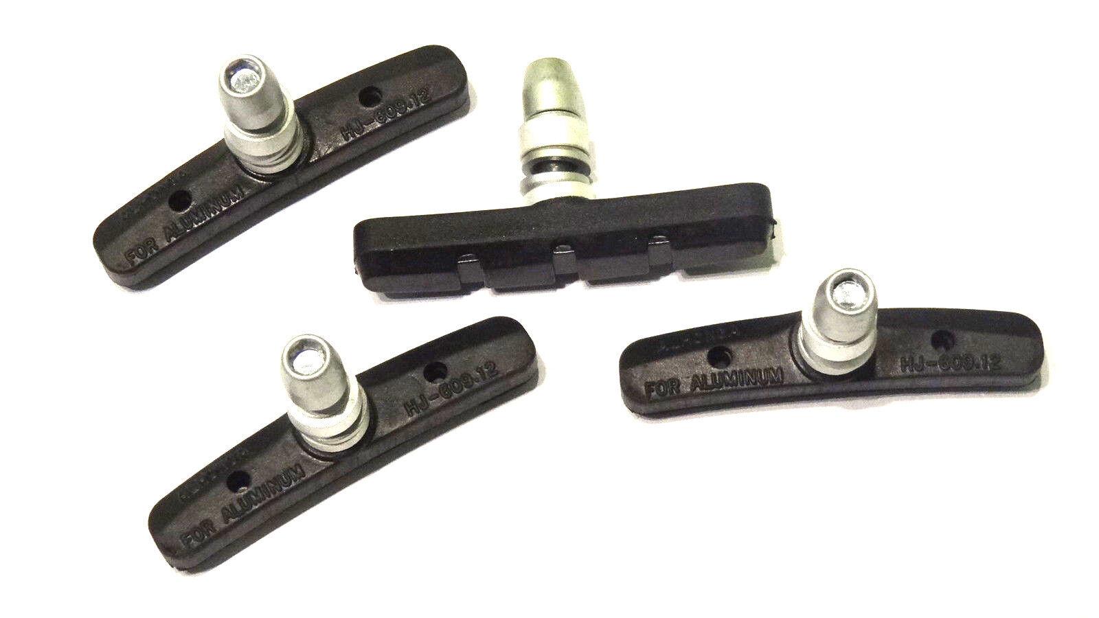 Bremsschuhe  V-Brake  Bremse  Bremsbeläge 70 mm auch für SHIMANO Fahrradbremsen