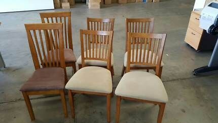 DINING CHAIRS home kitchen office work reception conference Murarrie Brisbane South East Preview