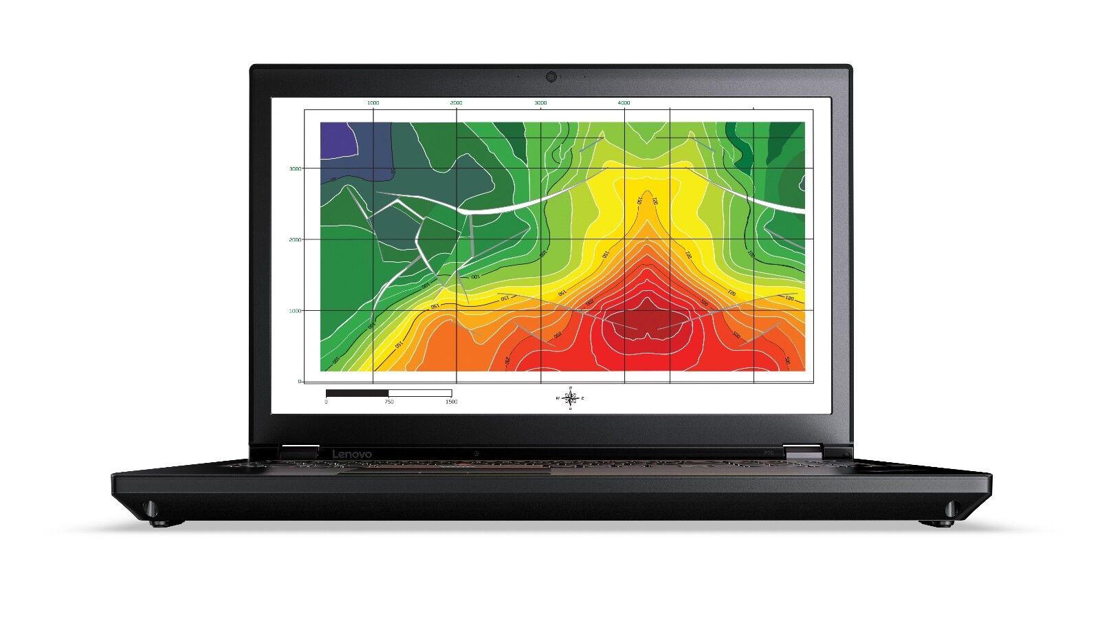 "Lenovo ThinkPad P70 20ER002LUS 17.3"" LCD Notebook - Intel Core i7 (6th Gen)"