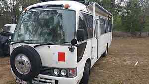 Toyota Coaster Sandy Creek Somerset Area Preview